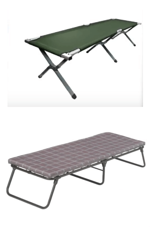 Air Mattress Frame for Camping