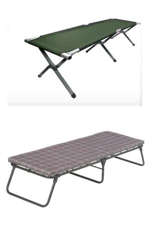 Air Mattress Frame for Camping