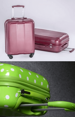 Kids Rolling Carry On Luggage
