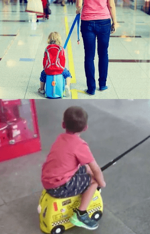 Ride On Luggage For Toddlers